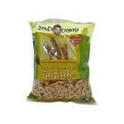 Brad's Raw Organic Whole Wheat Farfalle Pasta