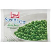 Libby's Steam and Go Sweet Green Peas