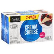 Essential Everyday Cream Cheese, 2-Pack