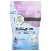 Grab Green Dishwashing Detergent Pods, Automatic, Thyme with Fig Leaf