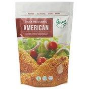 Pereg Natural Foods Seasoned Bread Crumbs American, Non-GMO, Vegan, Kosher