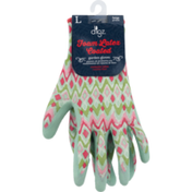 Digz Garden Gloves Foam Latex Coated Large