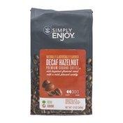 Simply Enjoy Ground Coffee Decaf Hazelnut