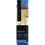 Hakubaku Ramen, Organic