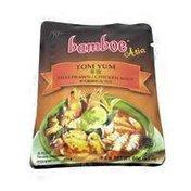 Bamboe Tom Yum Thai Prawn/Chicken Soup