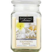 Enticing Aromas Candle, Soothing Sands