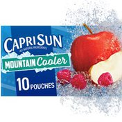 Capri Sun Mountain Cooler Mixed Fruit Naturally Flavored Juice Drink