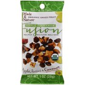 Made in Nature Dried Fruit, Organic, Fruit Fusion, Apple Cinnamon