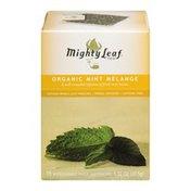 Mighty Leaf Organic Mint Melange Tea, Caffeine Free
