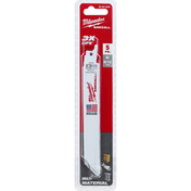 Old Milwaukee Blades, Multi-Material, 8/12 TPI, 6 Inch, 5 Pack