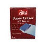 Super Eraser With Sponge