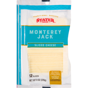 Stater Bros. Markets Monterey Jack Deli Style Slices Cheese