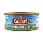 Gefen Tuna in Water, Chunk Light