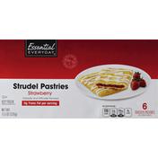 Essential Everyday Strudel Pastries, Strawberry