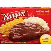 Banquet Meat Loaf Meal