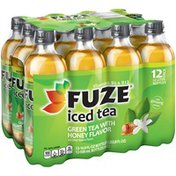 Fuze Iced Tea Honey & Ginseng Green Tea