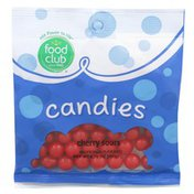 Food Club Cherry Sours Candies