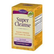 Nature's Secret Super Cleanse Dietary Supplement Tablets - 100 CT