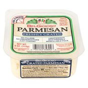 BelGioioso Natural Freshly Grated Parmesan, Square Cup
