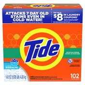 Tide Powder Laundry Detergent, Mountain Spring