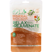 Bela Mineral Bath Soak, Relax + Rejuvenate