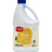 Krasdale Bleach, Lemon Scent, Low Splash, Concentrated