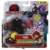 Mecard Toy, Yurl, Deluxe, Transforms with Card!