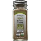 Nature's Place Organic Ground Nutmeg