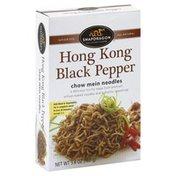 Snapdragon Chow Mein Noodles, Hong Kong Black Pepper