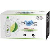 Icelandic Glacial Sparkling Tahitian Lime Sparkling Spring Water