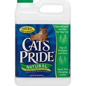 Cat's Pride Cat Litter, Premium Scoopable, Natural