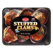 Wholey Clams, Stuffed