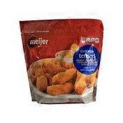 Meijer Chicken Tenders Breaded Tender Shaped Chicken Breast Patties With Rib Meat