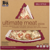 Food Lion Pizza, Deli Style, Ultimate Meat, Box