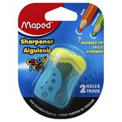 Maped Sharpener, Color Peps, Rounded Tip