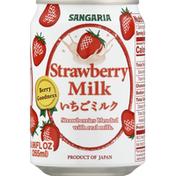 Sangaria Milk, Strawberry