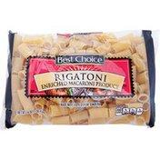 Best Choice Rigatoni Enriched Macaroni Product