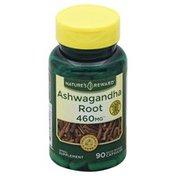 Nature's Reward Ashwagandha Root, 460 mg, Quick Release Capsules