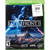 Star Wars Game, Battlefront II, Xbox One