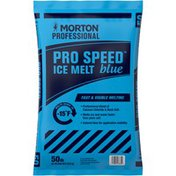 Morton Ice Melter Pro Speed Blue Ice Melt