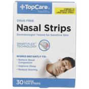 TopCare Large Nasal Strips, Tan