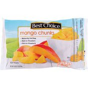 Best Choice mango chunks