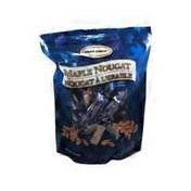 Golden Bonbon Soft Almond Maple Nougat