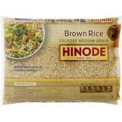 Hinode Brown Rice, Medium Grain