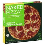 Naked Pizza Pizza, Uncured Pepperoni