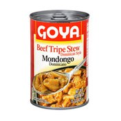 Goya Beef Tripe Stew, Mondongo, Dominican Style