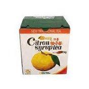 Nong Hyup Honey Citron Tea