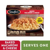 Stouffer's Baked Macaroni and Cheese Frozen Meal