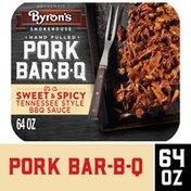 Byron's Smokehouse Hand Pulled Pork Bar-B-Q
