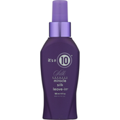 It's a 10 Shampoo & Conditioner, Milk Express, Miracle Silk, Leave-In